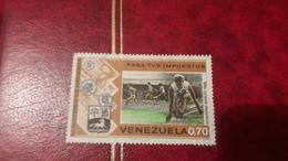 1974 Campagna Paga Le Tasse - Venezuela