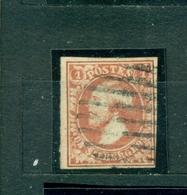 Luxemburg, Wilhelm III,  Nr. 2 Gestempelt - 1852 Wilhelm III.