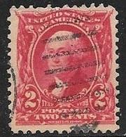 1903 2 Cents Washington, Used - Used Stamps