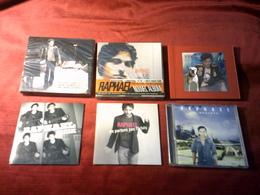 RAPHAEL   °°  COLLECTION  DE 7 CD + DVD - Musique & Instruments