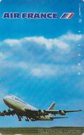 Télécarte NEUVE Japon / 290-1551 - AIR FRANCE - AVION -  PLANE AIRLINES Japan MINT Phonecard - FLUGZEUG - 2288 - Avions