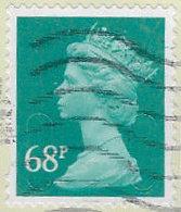 GB 2012 Machin 68p M12L MAIL Good/fine Used [39/32125/ND] - 1952-.... (Elisabetta II)