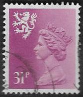 Scotland SG S76 1986 Regional 31p Good/fine Used [7/8069/25D] - Regional Issues