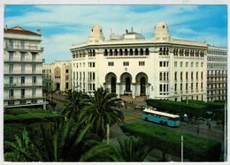 ALGER  LA  BLANCHE    LA  GRANDE  POSTE     (VIAGGIATA) - Algeri