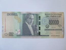 Paraguay 50000 Guaranies 2015 Banknote - Paraguay