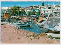HERMIONE  A SNAPSHOT  AT THE HAVEN         (VIAGGIATA) - Grecia