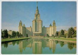 MOSCA      VISIONE  INCANTEVOLE          (VIAGGIATA) - Russia