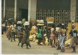 C.P. - PHOTO - LOME - TOGO - MARCHE DE PALIME - 7415 - PALIME MARKET - - Togo