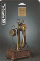 TELECARTE 50... TELEPHONE DE LA CIE GENERALE DE TELEPHONIE    1922    (A COLLE) - 50 Units