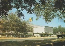 C.P. - PHOTO - RÉPUBLIQUE DU TCHAD - FORT LAMY - LE PALAIS DU GOUVERNEUR - P. GLEIZE - 5081 - Chad
