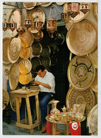 TUNIS   ARTISAN  DU  CUIVRE  DANS  LES  SOUKS      (NUOVA) - Tunisia