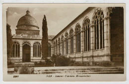 PISA  INTERNO  CIMITERO  MONUMENTALE         (NUOVA)     (ED. F.LLI  DIENA  TORINO) - Pisa