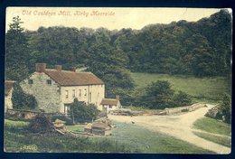 Cpa Angleterre Kirby Moorside , Old Cauldron Mill   MA4 - Angleterre
