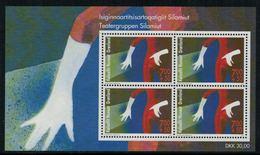 Groenland 2010 // Au Profit Du Théâtre Silamiut Bloc-feuillet Neuf ** MNH - Groenland