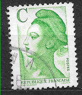 FRANCE 2615 Liberté De Gandon C Vert - France