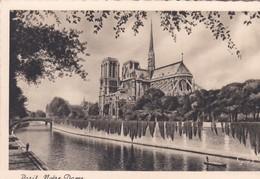 PARIS -  Notre-Dame - - Notre Dame De Paris
