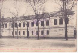 CPA - 164. TOULOUSE - Faculté De Médecine, La Nouvelle Façade - Toulouse