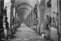 GENOVA - Cimitero Di Staglieno - Galleria - Genova (Genoa)