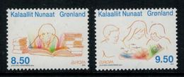 Groenland 2010 // Europa Timbres Neufs ** MNH Y&T 533-534 - Neufs