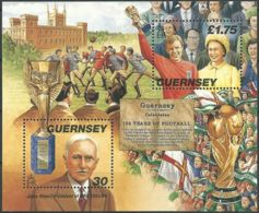 GUERNSEY 1998 Mi-Nr. Block 21 ** MNH - Guernsey