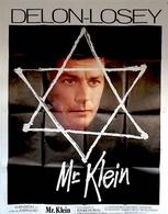Aff Ciné Orig Mr KLEIN(1976)120x160 Alain Delon Illus Ferracci - Posters