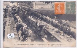 PLOERMEL- NOCE BRETONNE- BON APPETIT LA COMPAGNIE - Ploërmel