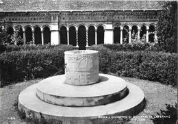 ROMA - Chiostro Di Basilica Di S. Giovanni In Laterano - Il Pozzo - Eglises