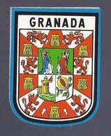 GRANADA ECUSSON ADHESIF AUTOCOLLANT - Autocollants