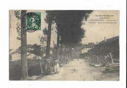 70  - La Haute-Saône Illustrée - POLAINCOURT - Avenue Des Peupliers - Route De Clairefontaine - Autres Communes