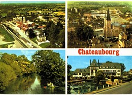 CPM* N°2994 - CHATEAUBOURG - MULTIVUES - Other Municipalities