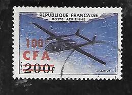 TIMBRE OBLITERE DE LA REUNION DE 1954 N° MICHEL 371 - Used Stamps