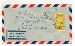 Brasile - 1956 - Busta Posta Aerea - Vedi Foto - (FDC15125) - Posta Aerea