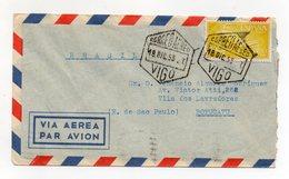 Brasile - 1955 - Busta Posta Aerea - Vedi Foto - (FDC15126) - Posta Aerea