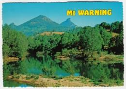 Mt. Warning, Tweed Range, Northern Rivers, Region, New South Wales - Unused - Northern Rivers