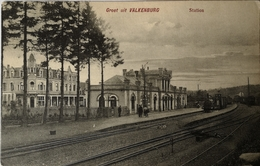 Valkenburg // Station Perron Zijde 19?? - Valkenburg