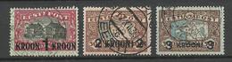Estland Estonia 1930 Michel 87 - 88 O - Estonia