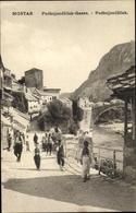 Cp Mostar Bosnien Herzegowina, Podkujundziluk Gasse - Bosnien-Herzegowina