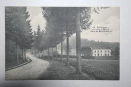 Belgique - Promenades Environs D'Arlon - Route De Mersch Gaichel - Arlon