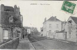 Amboise Rue De La Gare - Amboise