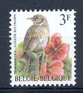 BELGIE * Buzin * Nr 2705 * Postfris Xx * FLUOR  PAPIER - 1985-.. Birds (Buzin)