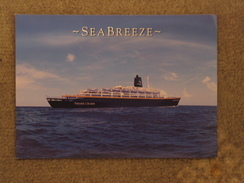 PREMIER CRUISES OFFICIAL SEA BREEZE - Steamers