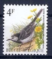 BELGIE * Buzin * Nr 2474 * Postfris Xx * FLUOR PAPIER - 1985-.. Birds (Buzin)