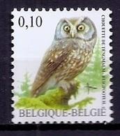 BELGIE * Buzin  Nr 3624 * Postfris Xx * HELDER WIT PAPIER - 1985-.. Birds (Buzin)