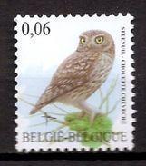 BELGIE * Buzin * Nr 3672 * Postfris Xx *  WIT  PAPIER - 1985-.. Birds (Buzin)