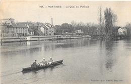 Pontoise Quai Pothuis - Pontoise
