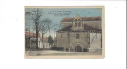 POITIERS   ENTREE DU TEMPLE  SAINT JEAN MUSEE MEROVINGIEN    ****   A   SAISIR  **** - Poitiers