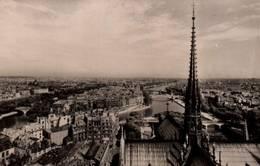 CPSM - PARIS - NOTRE-DAME - La Flèche - Notre Dame De Paris
