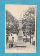 La Châtre. - Place Du Bosquet. - La Chatre