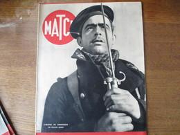 MATCH DU 6 JUIN 1940 L'EPOPEE DE DUNKERQUE UN FUSILIER MARIN,BLANCHARD PREMIER HEROS,LES AVIONS AMERICAINS DANS LA BATAI - Magazines & Papers