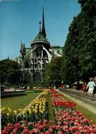 CPM - PARIS - NOTRE-DAME - Chevet De ... - Notre Dame De Paris